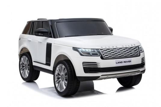 Детский электромобиль Range Rover HSE 4WD (DK-PP999) белый