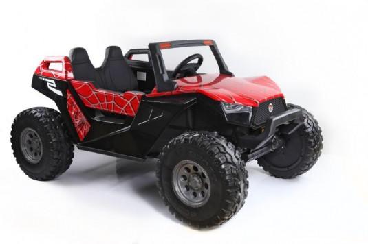 Детский электромобиль A707AA 4WD красный Spider
