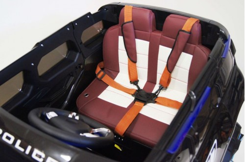 Детский электромобиль E333KX черный