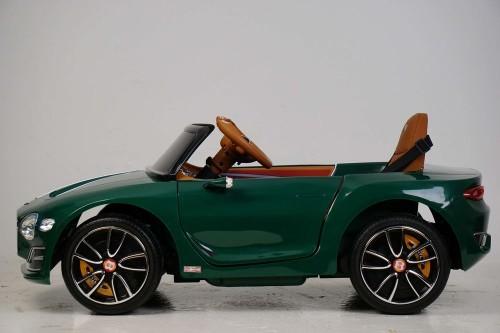 Детский электромобиль Bentley EXP12(JE1166) зеленый