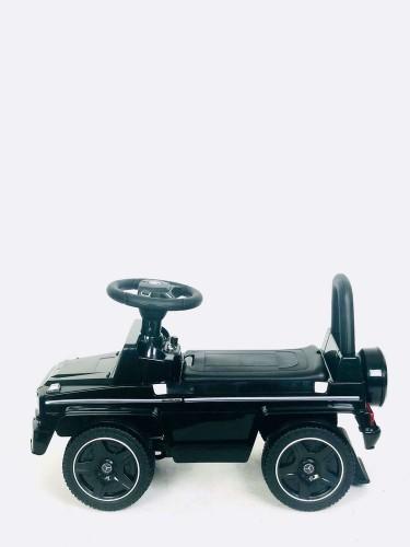 Детский толокар Mercedes-Benz G63 (JQ663) черный