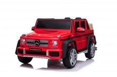 Детский электромобиль Mercedes-Benz Maybach G650 Т101ТТ красный глянец