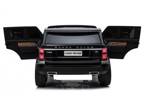 Детский электромобиль Rand Rover HSE (DK-PP999) черный глянец