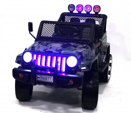 Детский электромобиль T008TT камуфляж