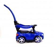 Детский толокар Mercedes A888AA-H синий