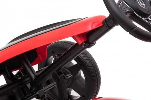 Детский веломобиль Mercedes-Benz (H333HH) красный