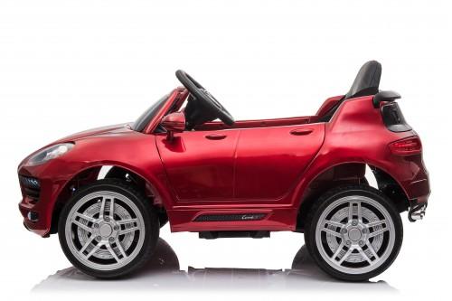 Детский электромобиль О005ОО-Vip вишневый глянец