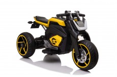 Детский трицикл Х222ХХ желтый