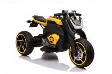 Детский трицикл X222XX желтый
