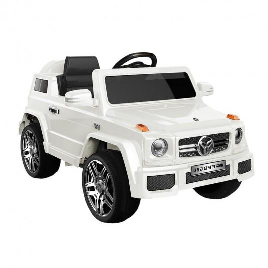 Детский электромобиль О 004 ОО Vip белый