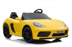 Детский электромобиль Т911ТТ желтый