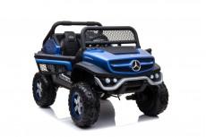 Детский электромобиль Багги Mercedes (P555BP) синий глянец