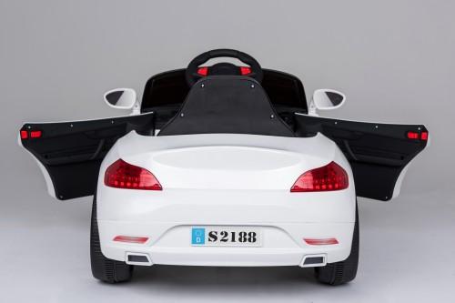 Детский электромобиль Т007 ТТ белый