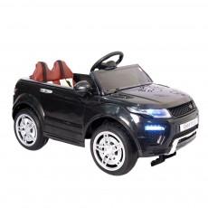 Детский электромобиль О 007 ОО Vip  черный глянец