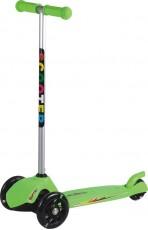 Самокат JY-H03 зеленый
