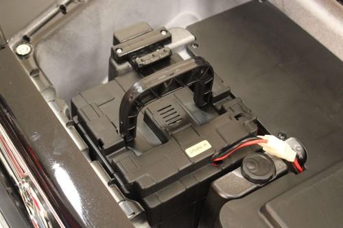 Детский электромобиль Мercedes-Benz X555XX черный глянец