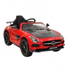 Детский электромобиль А333АА красный VIP-CARBON