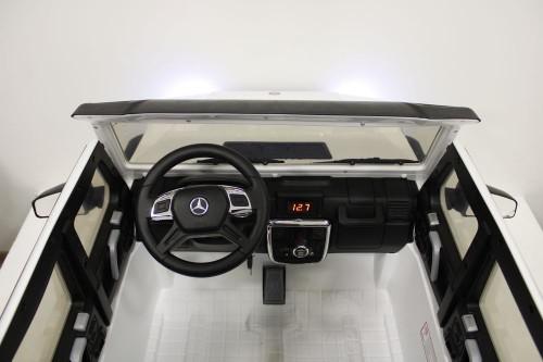 Детский электромобиль Мercedes-Benz X555XX белый