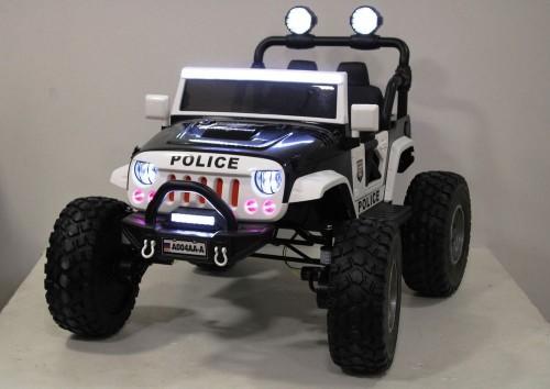 Детский электромобиль А004АА-А Police
