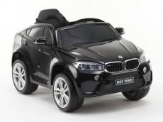Детский электромобиль BMW X6M (JJ2199) черный