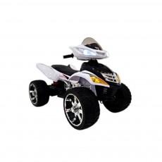 Детский электроквадроцикл Е005КХ белый