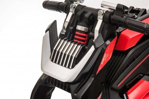 Детский электромотоцикл Х111ХХ красный