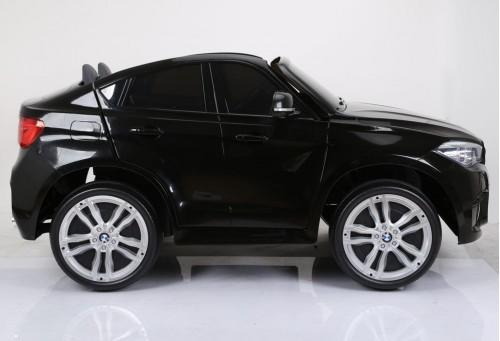 Детский электромобиль BMW X6M (JJ2168) черный