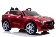 Детский электромобиль Maserati Levante (A008AA) красный