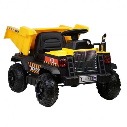 Детский электромобиль T090TT желтый