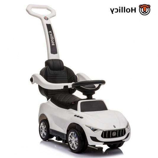 Детский толокар Maserati (A003AA-H) белый