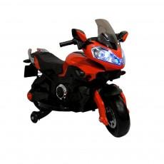 Детский электромотоцикл E222KX красный