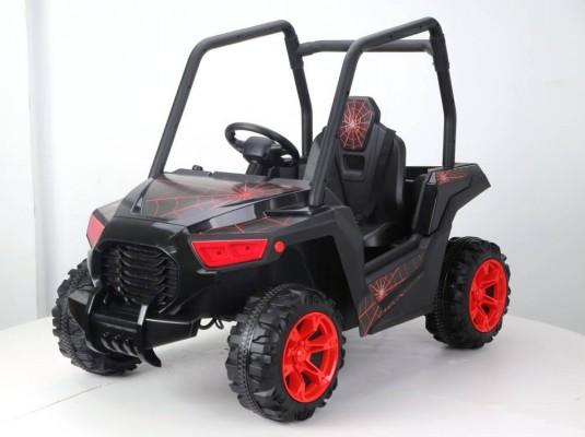 Детский электромобиль T333TT Spider черный