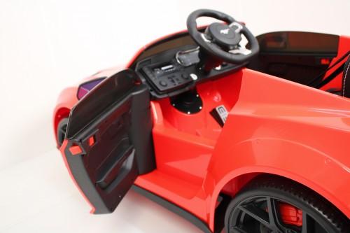 Детский электромобиль Ford Mustang GT (A222MP) красный