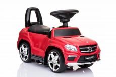 Детский толокар Mercedes A888AA красный