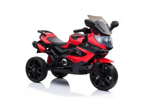 Детский трицикл К222КК красный