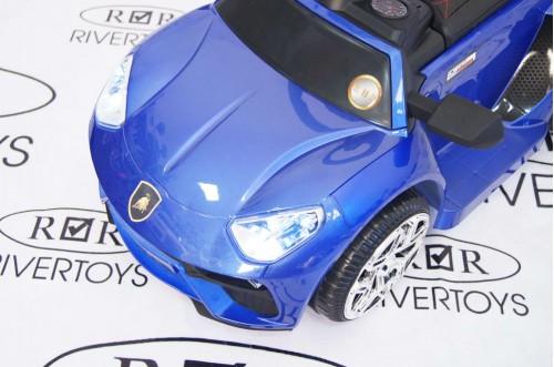 Толокар Е999ЕЕ-синий