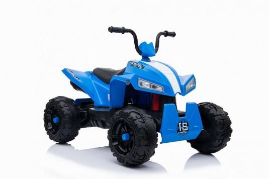 Детский электроквадроцикл T555TT синий
