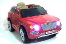 Детский электромобиль Bentley (JJ2158) красный