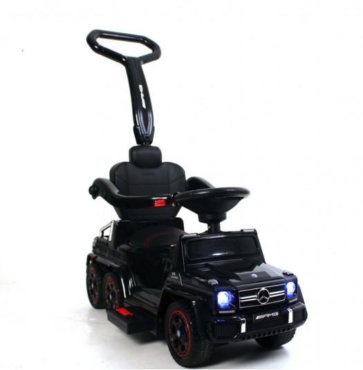 Детский толокар Mercedes-Benz G63 (A010AA-H) черный