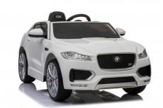 Детский электромобиль Jaguar (LS-818) белый