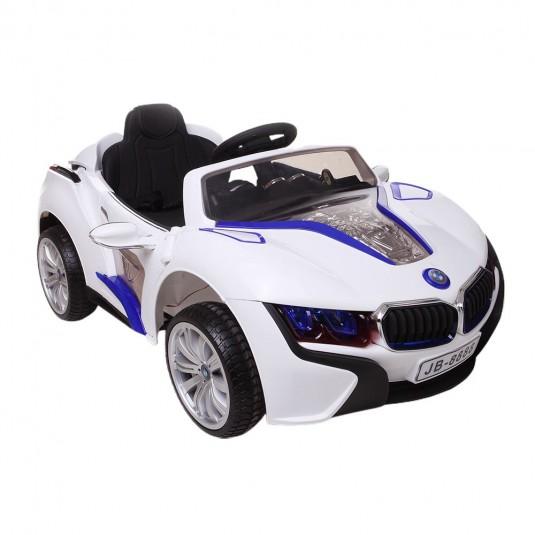 Детский электромобиль BMW E008KX белый