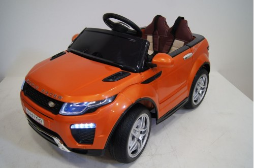 Детский электромобиль О 007 ОО Vip оранжевый
