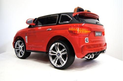 Детский электромобиль Е002КХ красный