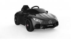Детский электромобиль О008ОО Mercedes-Benz GT черный