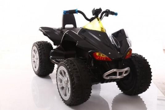Детский электроквадроцикл A001MP черный
