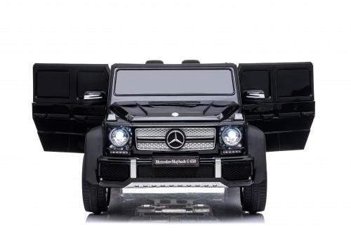 Детский электромобиль Mercedes-Benz Maybach G650 (T101TT) черный глянец
