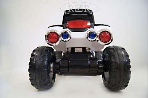 Детский электроквадроцикл JY20A8 черный