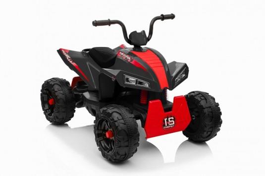 Детский электроквадроцикл T555TT красный