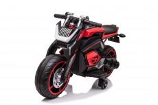 Детский электромотоцикл X111XX красный