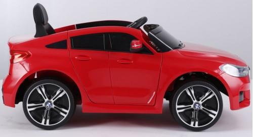 Детский электромобиль BMW6 GT (JJ2164) красный